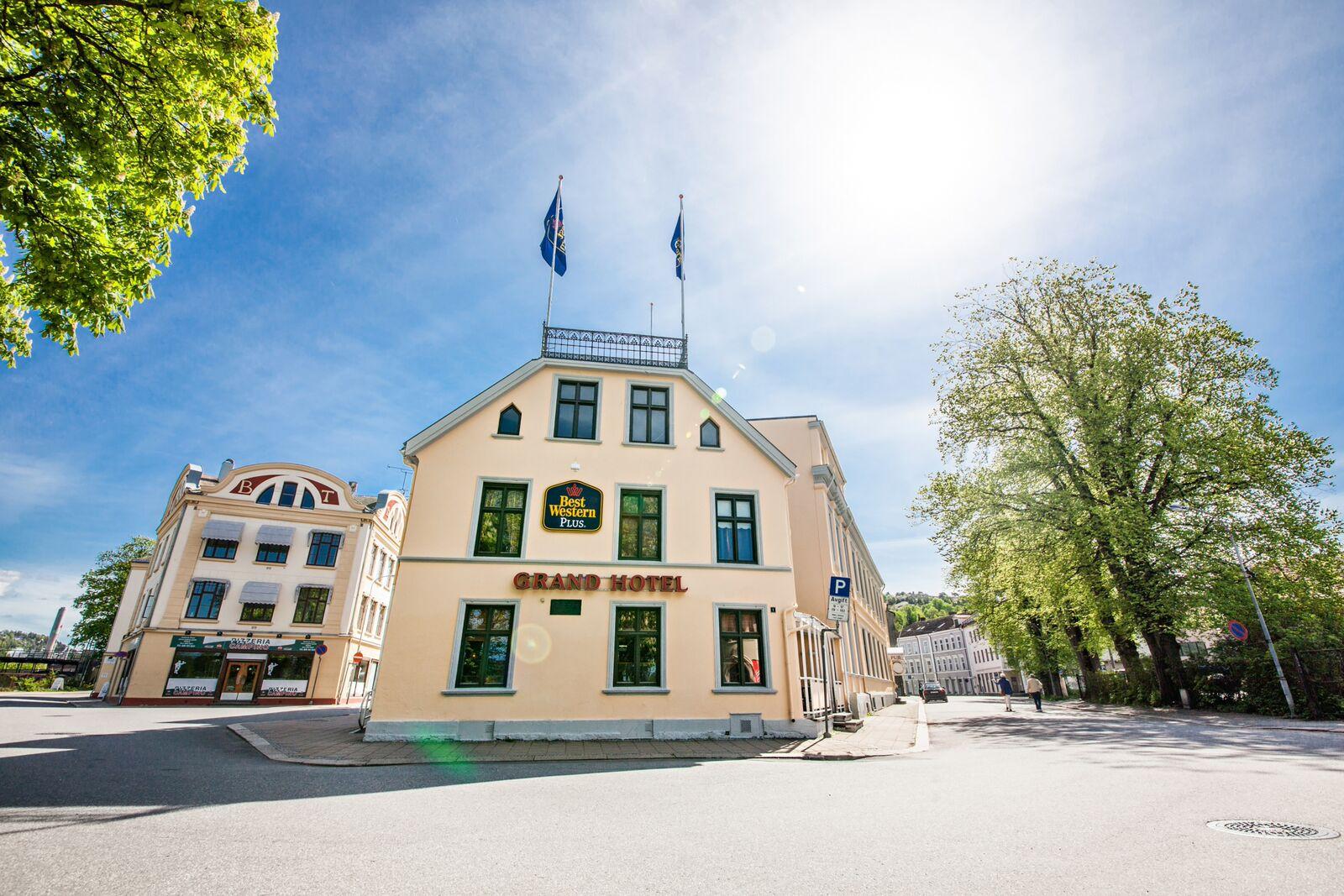 Alle nye Hotell og overnatting - Allsang på Grensen RS-31