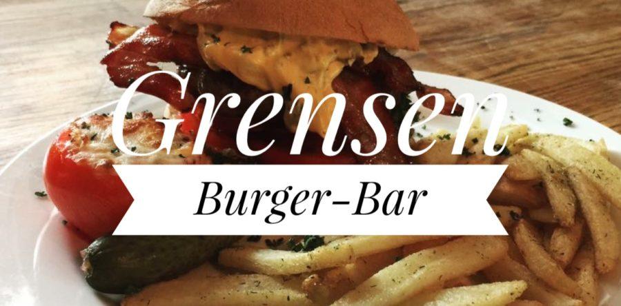 Grensen Burger-Bar